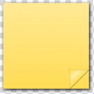 Post-it Note Sticky Notes Paper Icon - Sticky Note PNG