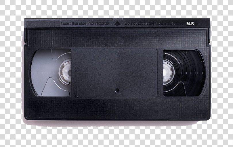 VHS Betamax Videotape Compact Cassette Hi8, Cassette PNG