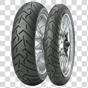 Motorcycle Tires Pirelli Car - Motorcycle PNG