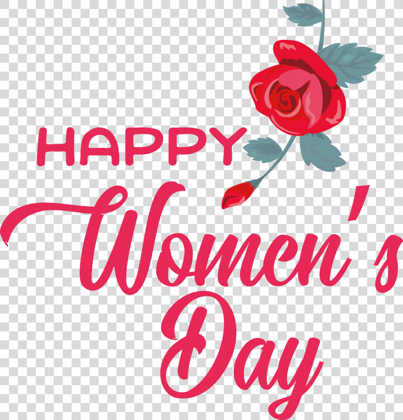 Womens Day Happy Womens Day PNG