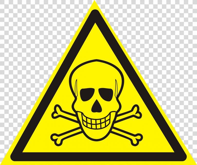 Hazard Symbol Chemical Substance Sign Dangerous Goods, Hazardous Substance PNG