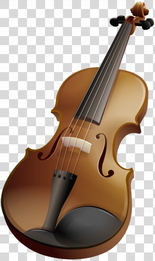 Violin Family Musical Instruments Double Bass Cello - Violin PNG