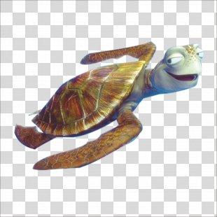 Sea Turtle Crush Finding Nemo Clip Art - Sea Turtle PNG