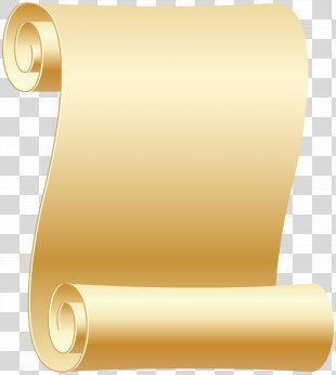 Paper Quill Scroll - Scroll PNG