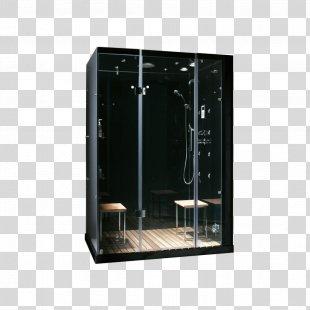 Steam Shower Sauna Steam Room Bathtub - Steam Shower PNG