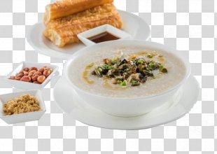 Breakfast Cereal Congee Dim Sum - Multi-flavored Breakfast Cereals PNG