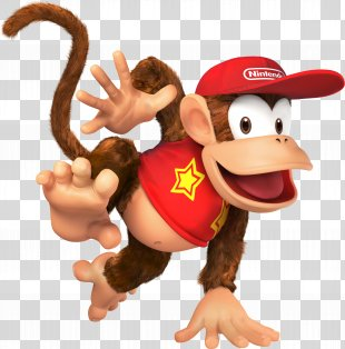 Donkey Kong Country 2: Diddy's Kong Quest Super Smash Bros. For Nintendo 3DS And Wii U Super Smash Bros. Brawl - Donkey PNG