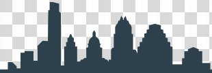 Austin Diaper Bank Frameworks Community Development Corporation (CDC) Skyline Cityscape Silhouette - Skyline PNG