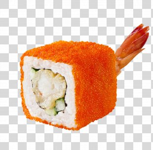 California Roll Sushi Makizushi Pizza Japanese Cuisine - Sushi PNG