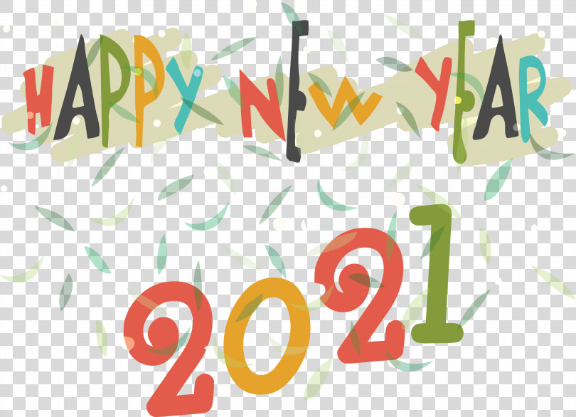 2021 Happy New Year 2021 New Year PNG