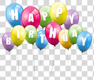 Happy Birthday To You Risbridger Ltd Clip Art - Balloon Background Cliparts PNG