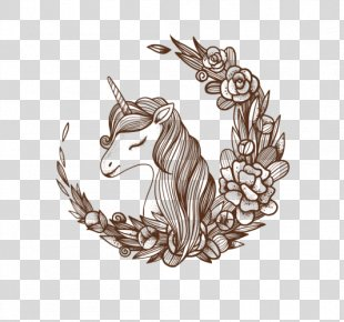 Unicorn Horse Diary - Unicorn PNG