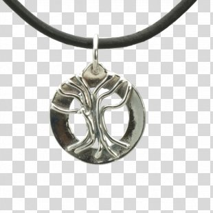 Charm Bracelet Charms & Pendants Symbol Silver Tree Of Life - Tree Of Life Necklace PNG