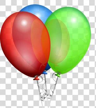 Balloon Party Clip Art - Balon PNG