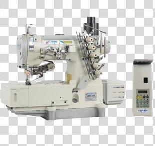 Sewing Machines Sewing Machine Needles Lockstitch Overlock - Hi Speed Lockstitch Sewing Machine PNG