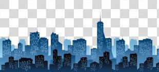 Skyline Architecture - City Skyline PNG