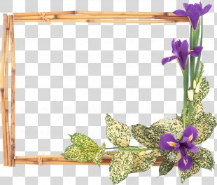 Picture Frames Flower Window Stock Photography Clip Art - Flower Frame PNG