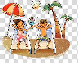 Clip Art Openclipart Image Drawing Illustration - Summer Holiday Clip Art PNG