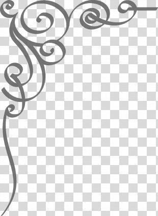 Wedding Invitation Clip Art - Wedding Invitation Border Transparent Image PNG