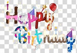 Birthday Cake Happy Birthday To You Clip Art - Happy Birthday Clip Art Image PNG