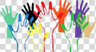 Clip Art Drawing Image - Hand Clip Art Helping Hands PNG