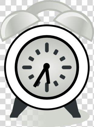 Alarm Clock Free Content Clip Art - Alarm Clock Graphic PNG