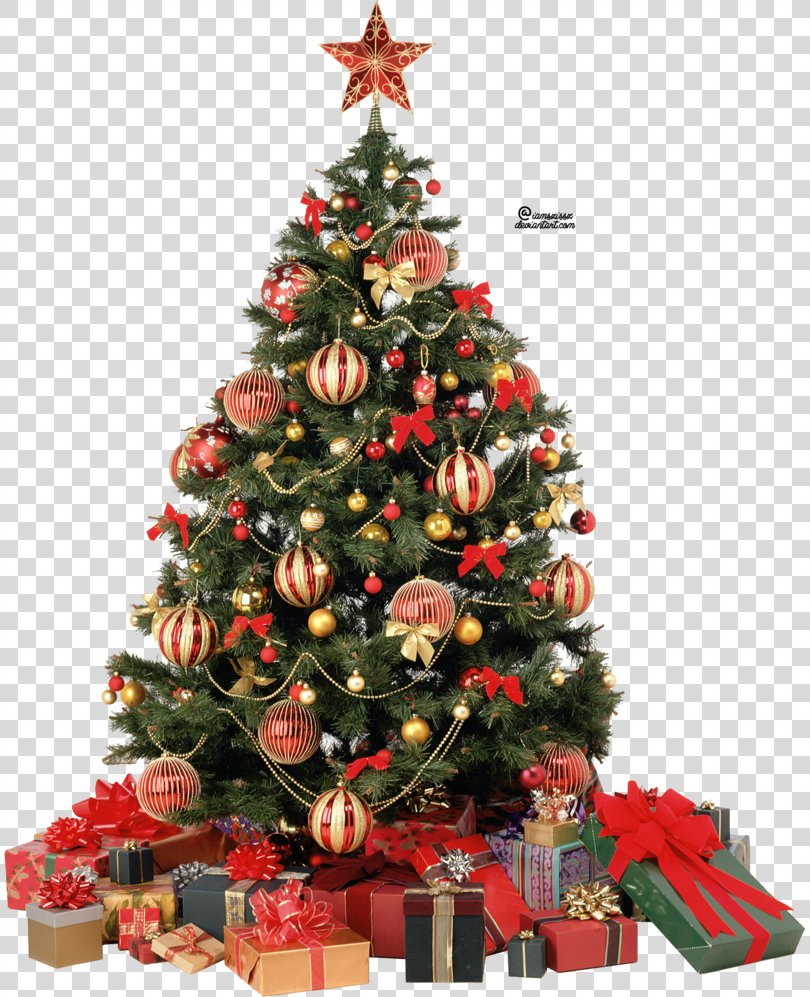 Christmas Tree Clip Art, Christmas Tree PNG