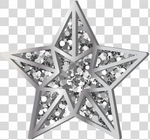 Silver Star Reversi Silver Star Mountain Resort Icon - Star Silver Transparent Clip Art PNG