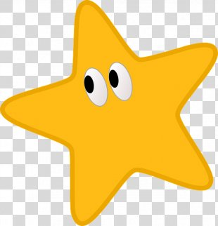 Star Drawing Twinkling Color Clip Art - Star PNG