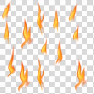 Flame Fire Clip Art - Fire Flame Image PNG