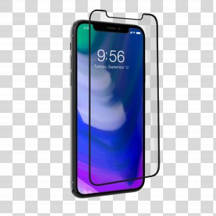 IPhone X IPhone 8 Screen Protectors Zagg Telephone - Iphone X PNG