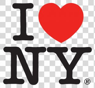 New York City I Love New York Logo Graphic Designer - New York PNG