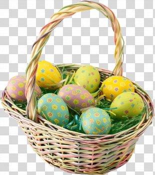 Easter Bunny Egg Hunt Easter Egg Easter Basket - Easter PNG