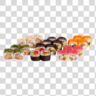 Fugu Sushi And More Makizushi Japanese Cuisine Unagi - Sushi PNG