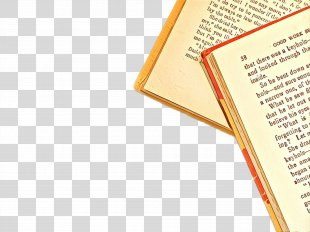 Books Cartoon - Paper Product Document PNG