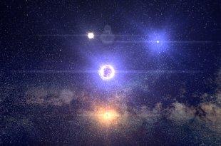 100,000 Stars Google Chrome Experiments Milky Way Visualization - Stars PNG