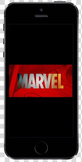 Feature Phone Mobile Phone Accessories Logo Marvel Studios Font - Marvel Studios Logo PNG