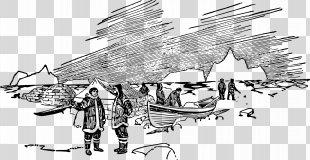 Igloo United States Arctic Clip Art - Igloo PNG