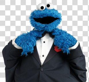 Cookie Monster Elmo Biscuits Frosting & Icing - Cookie PNG
