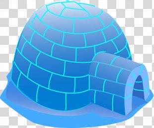 Igloo Clip Art - Igloo PNG