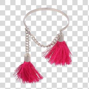 Pink M - Balon Pink PNG