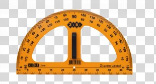 Paper Protractor Ruler Compass Stationery - Compass PNG