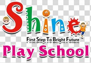 Shine Play School Pre-school Logo National Secondary School - School PNG