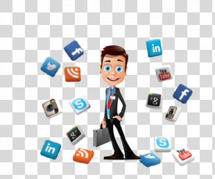 Social Media Marketing Social Networking Service Advertising - Social Media PNG
