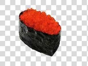 Sushi Pizza Makizushi Tempura - Sushi PNG