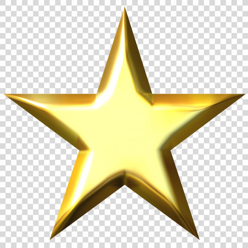 Star Stock.xchng Photography Clip Art, 3D Gold Star Picture PNG, Free Download