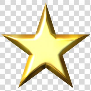Star Stock.xchng Photography Clip Art - 3D Gold Star Picture PNG