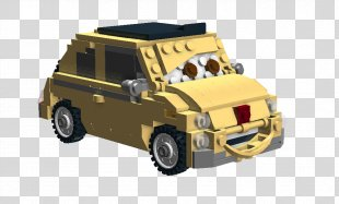 Compact Van Compact Car City Car Model Car - Car PNG