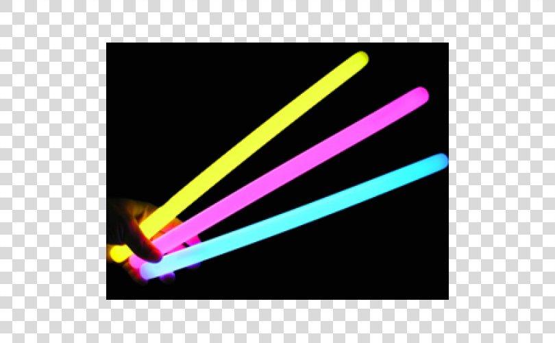 Glow Stick Dive Light Bracelet Party, Glowing Books PNG