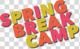 Oviedo Spring Break Child Clip Art - Spring Summer Break PNG